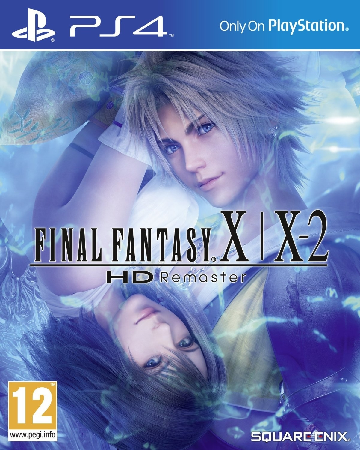 Final Fantasy Remaster X/X-2 HD (PS4)